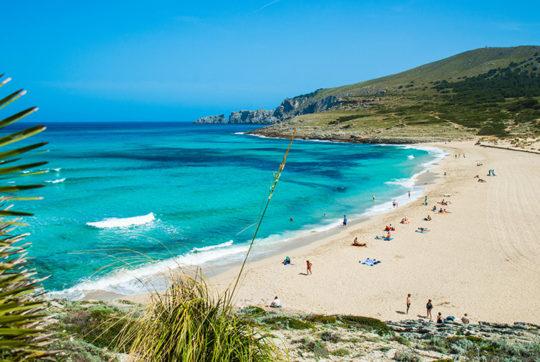 Le spiagge da non perdere a Maiorca