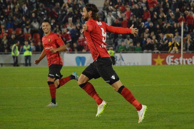 Rolando Bianchi, un calciatore italiano a Maiorca