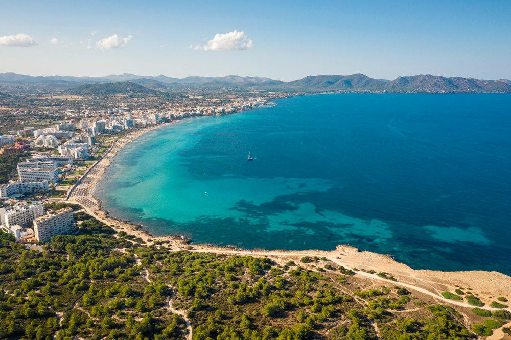 più belle spiagge maiorca