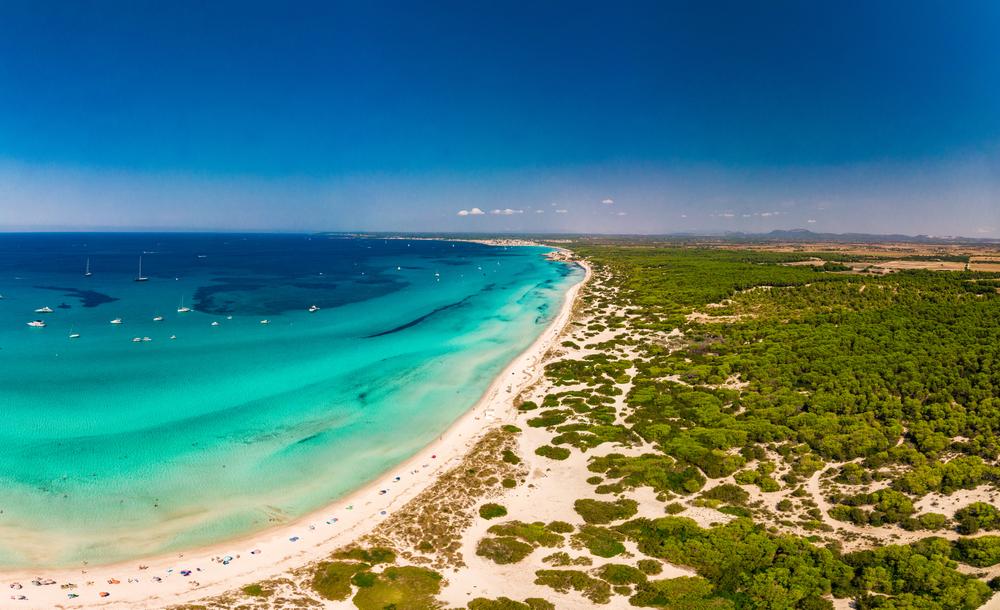 spiagge piu belle maiorca