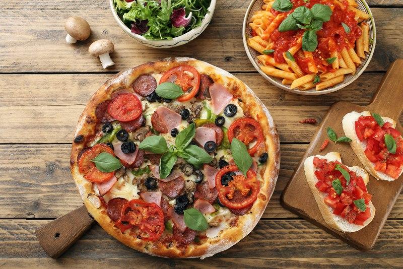 pizza a Maiorca