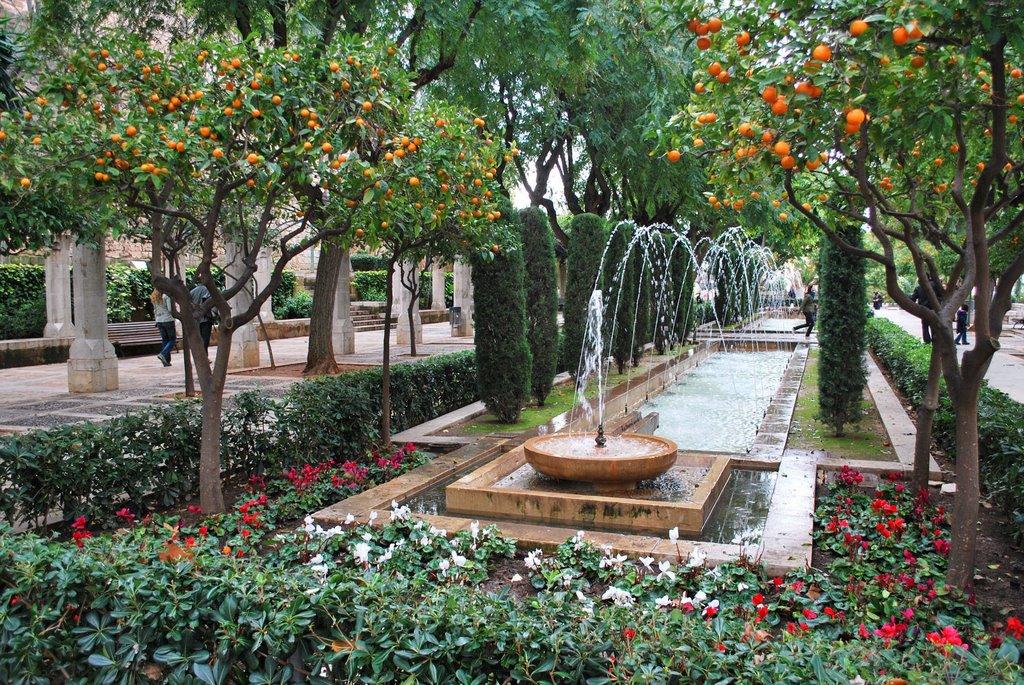 I parchi ed i giardini botanici pi belli di maiorca - Giardini con fontane ...