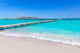 Playa de Muro - maiorca
