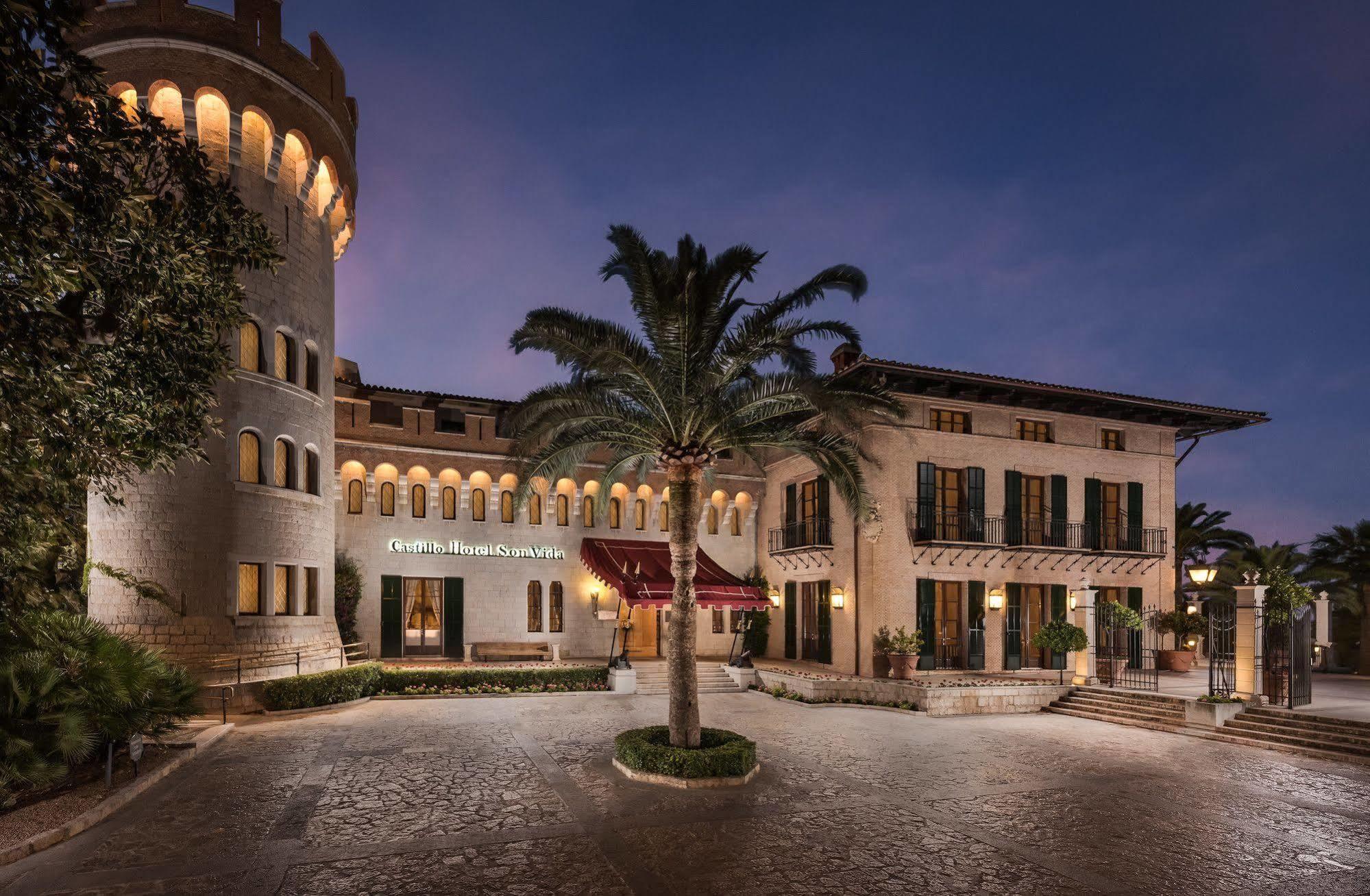 hotel lusso maiorca