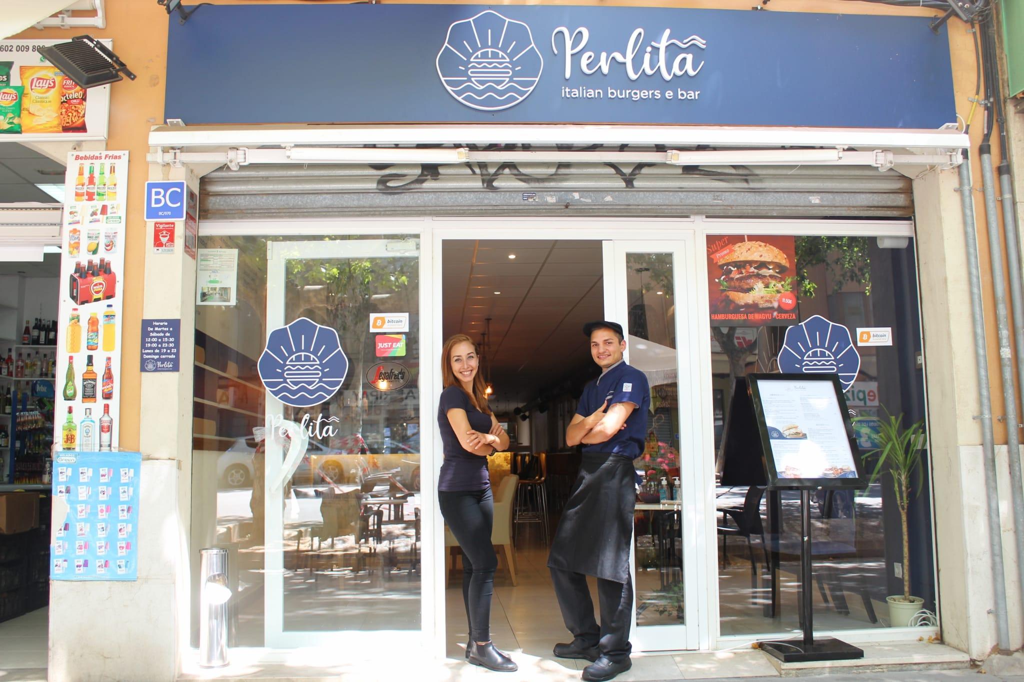 Perlita Burgers , bar a Palma di Maiorca